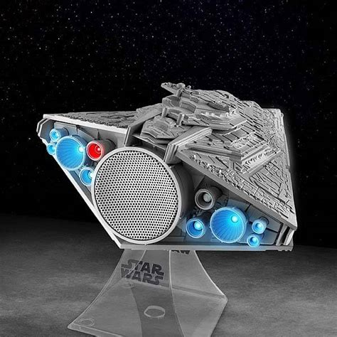 Toaster Offers Star Wars Vii Star Destroyer Bluetooth Speaker Gadgetsin