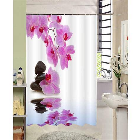 cortinas rosas cortina de ducha con flores rosas todo en decoraci 243 n