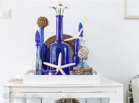 Diy Glass Bottle Decor by Diy Decorations From Reuse Glass Bottles Recycled Things
