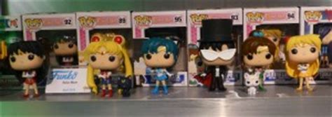 Original Funko Pop Anime Sailor Mercury Vynil Figure sailor moon funko pop vinyl figures coming in april sailor moon news