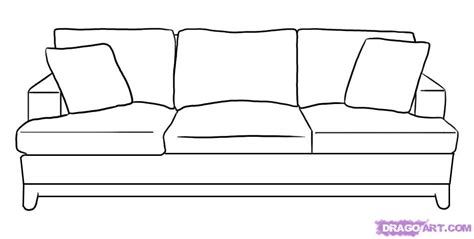 how to draw a couch step by step how to draw a couch step by step stuff pop culture
