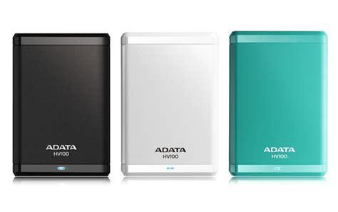 Harddisk External Adata 1tb adata hv100 external drive launched adata hv100 adata external drive hv100