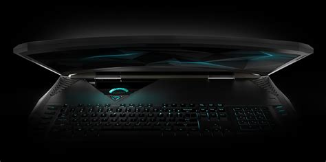 Laptop Acer Predator 21x acer s new predator 21 x is a gaming laptop with curved display dual gtx 1080s five fans neowin
