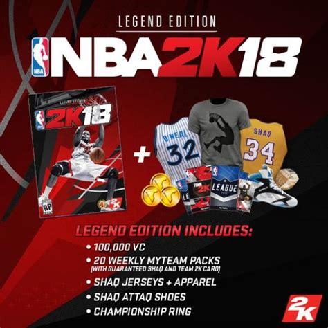 Nba 2k18 Legend Edition Ps4 Murah nba 2k18 legend edition hra pre playstation 4 gameexpres sk
