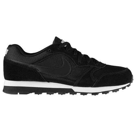Nike Md Runner Black List White nike nike md runner trainers trainers