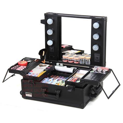 Harga Make Vanity apex 495 heavy duty trolley makeup apex digital