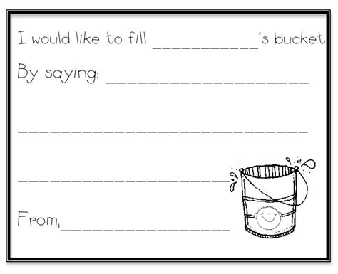 fill a bucket on pinterest bucket fillers bucket
