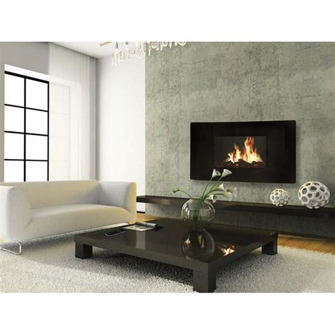 Living Room With Electric Fireplace by Buy Celsi Electric Fireplace Panoramic San