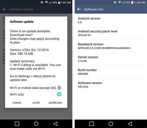 Android Wifi Calling by Rogers Updates Lg G4 To Support Android Wi Fi Calling