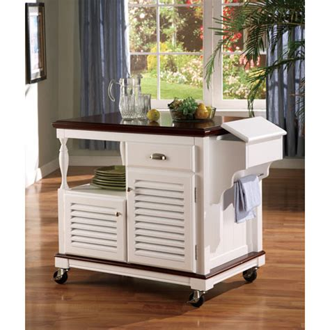 Kitchen Carts With Drawers by Kitchen Carts With Drawers Bellacor