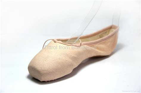 dttrol practice canvas ballet pointe shoes for