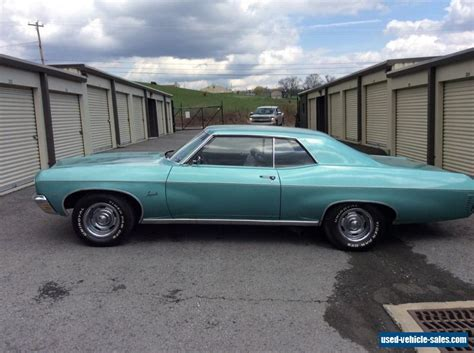 1970 chevrolet impala 1970 chevrolet impala for sale in the united states