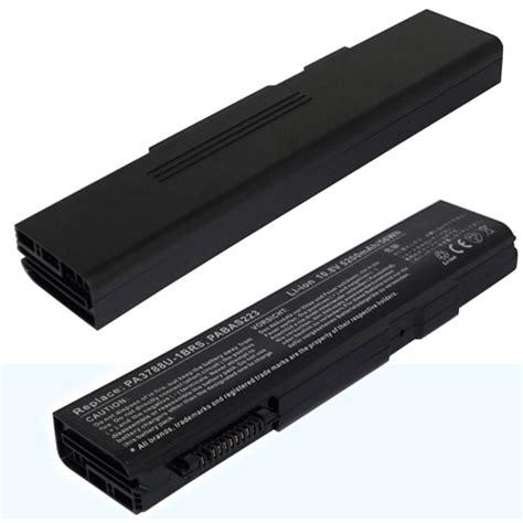 Baterai Laptop Toshiba Satellite L645dori Black baterai toshiba satellite pro s500 00m dynabook satellite b450 b tecra a11 00 standard capacity