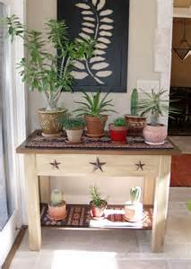 white kitchen island or cactus table diy projects