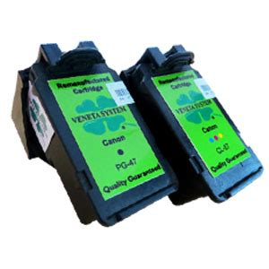 Tinta Printer Canon Pg 47 veneta system pusat refill tinta toner inkjet ribbon