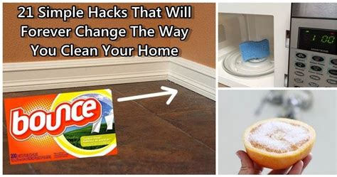 22 kitchen hacks that will change you forever how to 21 simple hacks that will forever change the way you clean