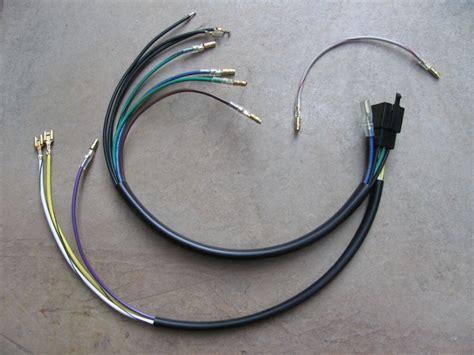 12 wire for sale moto guzzi parts loop frame wiring harnesses moto
