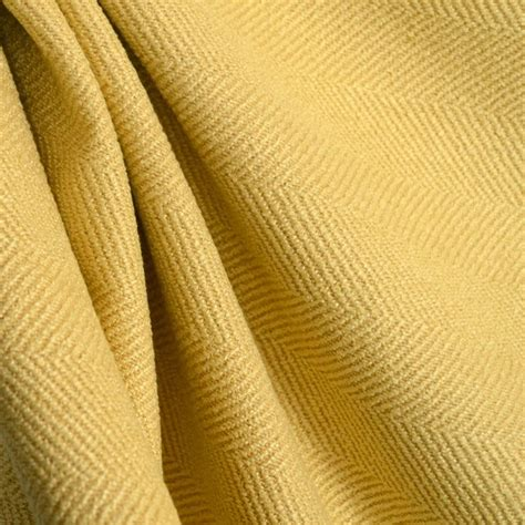 upholstery fabric yellow jumper daffodil herringbone yellow upholstery fabric