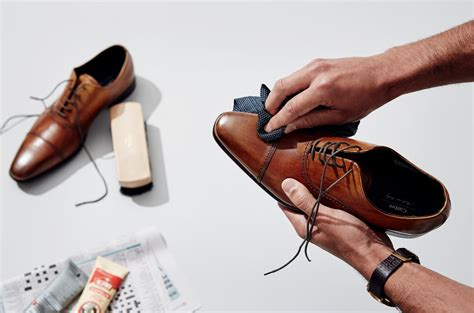 how to care for leather shoes calibre
