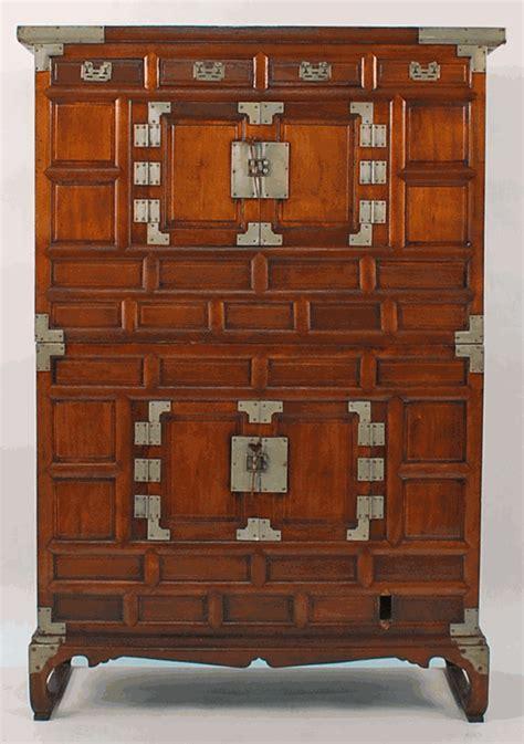 Korean Cabinet Furniture by Antique Furniture Tansu Cabinet From Korea