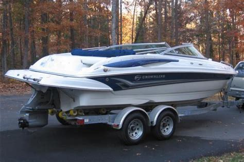 Mineral Ls For Sale by 2006 Crownline 220 Ls 22 Foot 2006 Crownline Motor Boat In Mineral Va 4225682473 Used
