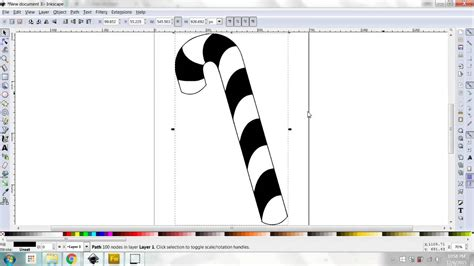 inkscape tutorial hello kitty tracing in inkscape doovi