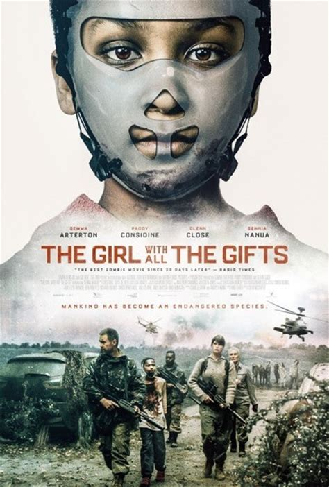 film 2017 all the girl with all the gifts movie review 2017 roger ebert