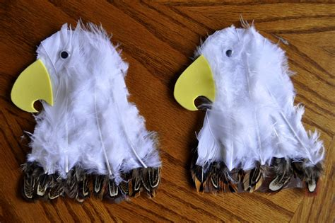 Bald Eagle Papercraft - bald eagle day craft she s crafty