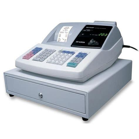 Komputer Kasir Mesin Kasir harga jual mesin kasir sharp xe a203
