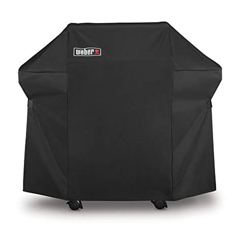 Which Is Best Vinyl Or Polyester For Grill Covers - weber 7106 grill cover with storage bag for spirit 220 and
