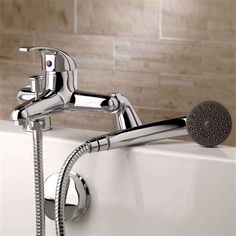 bath mixer taps with shower 5 great bath shower mixer taps victoriaplum