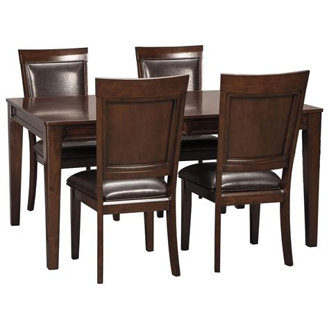 dining room sets ashley ashley signature design shadyn rectangular dining room extension table set dunk bright