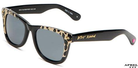 Frame Kacamata Ryban Rb5154 Leopard Gold aprelnyc quot bans quot vs quot betsey johnson leopard sunglasses quot