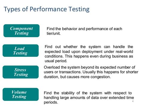 types of bench mark load testing using neoload by kc