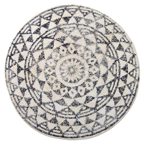 Circular Bathroom Rugs Bath Rugs