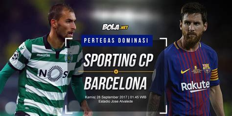 Cp Angka prediksi sporting cp vs barcelona 28 september 2017 bola net
