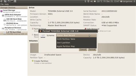 format hard disk utility what are the pros and cons of each usb disk format