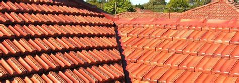 Terracotta Tile Roof Terracotta Tile Roof Restoration Craft Master Roofing And Guttering Specialists
