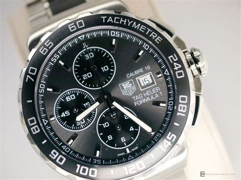 Tag Heuer Formula1 Calibre 16 on review formula 1 calibre 16 review the home of
