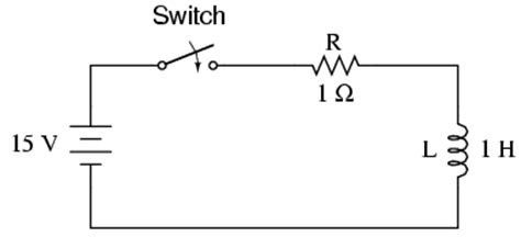 inductor and dc current inductor transient response rc and l r time constants electronics textbook
