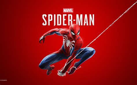 wallpaper spider man marvel comics playstation