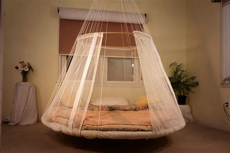 round swing bed swing bed made from recycled troline diy troline bed