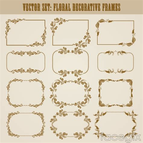 vintage pattern box 12 vintage decorative box vector over millions vectors