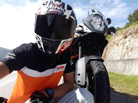 moto road test ktm adventure  cbu