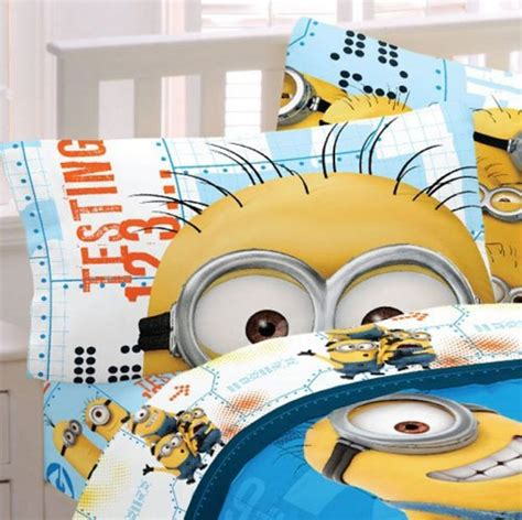minion toddler bedding minion toddler bed home design ideas