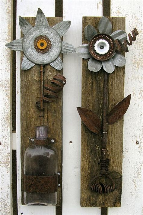 metal home decor 25 best ideas about junk on clock