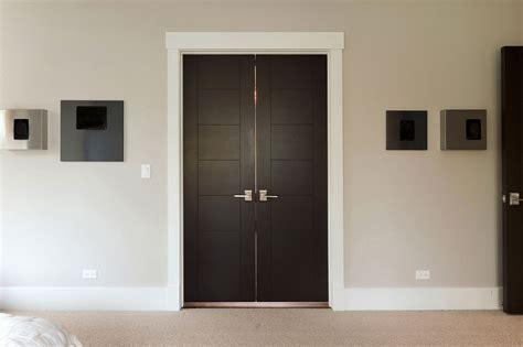 custom wood interior doors glenview haus custom doors and wine cellars chicago il 60654