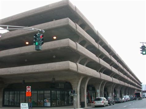 Temple Parking Garage New temple parking garage new ct 1959 1963 paul rudolph his architecture