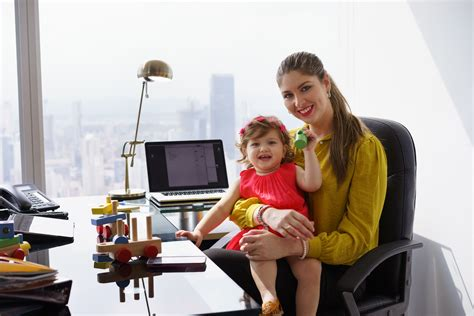 i am so grateful to be the daughter of a working mom