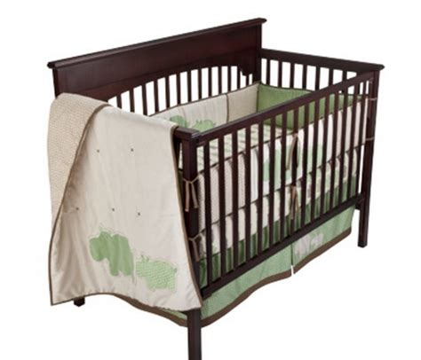 4 Crib Set by Spotted Hippo 4 Pc Crib Set 50 Frugal Adventures